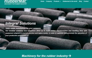 Rubbermat new web